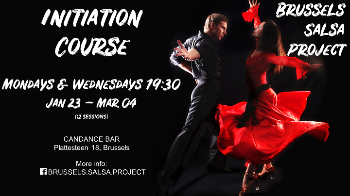 Salsa Initiation Course / Cours d'initiation Salsa