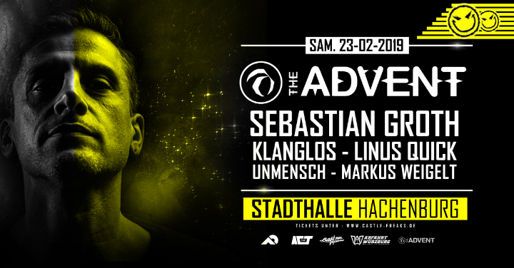 23.02.19 Rave On! the Advent, Sebastian Groth