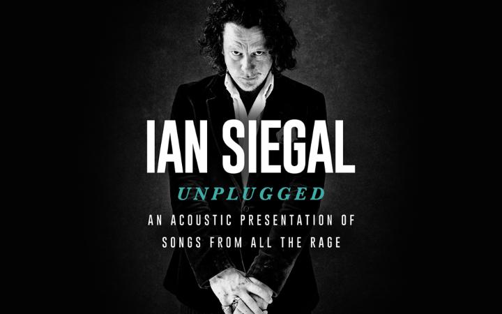 Ian Siegal Unplugged in Newark