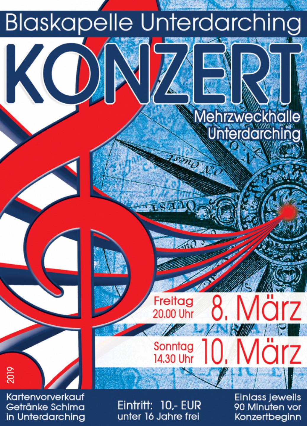 Konzert der Unterdarchinger Musi 2019