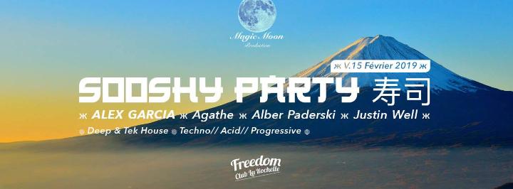 ❊ SOOSHY Party ❊ V.15 Fév.❊ Freedom Club ❊ La