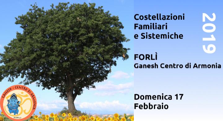 Forlì - Costellazioni Familiari e Sistemiche