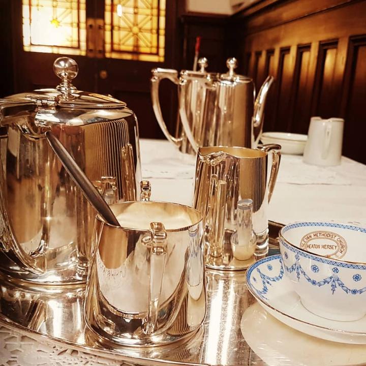 Georgian Tea Room