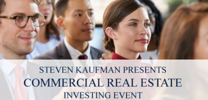 Commercial Real Estate Investing Event 2019
