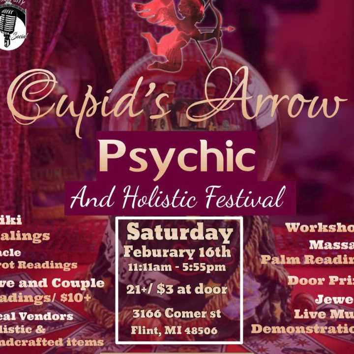 Cupid's Arrow Psychic and Holistic Festival