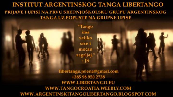 Argentinski tango za srednjoškolce i srednjoš
