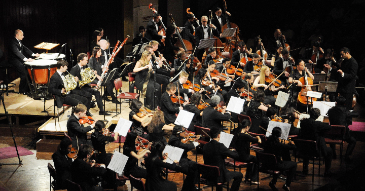 Symphony Orchestra of India performs Bruch & Rachmaninov