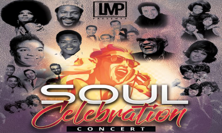 Soul Celebration Concert: A Theatrical Musical Tribute