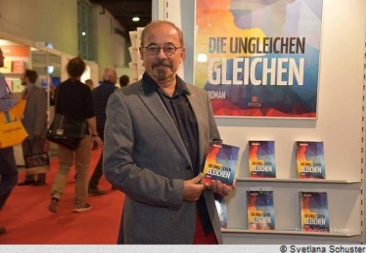 """Leipzig Buchmesse Lesung im Forum Literatur """"Buch aktuell"""", Halle 3, Stand E401"""