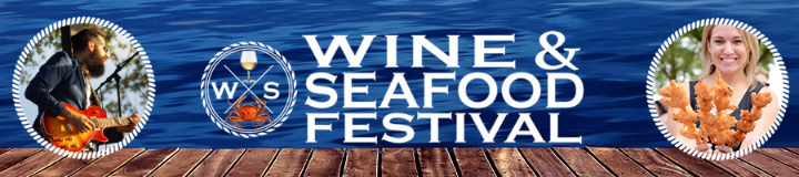 11th Annual Wine & Seafood Festival