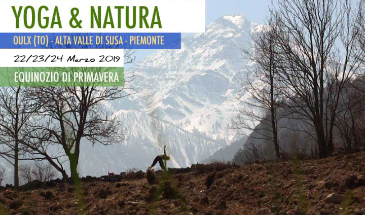 "Week end Yoga & Natura ""Weekend dell'equinozi"