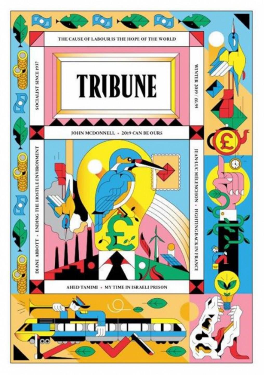 Tribune Magazine Launch w/ Dawn Foster and Ro