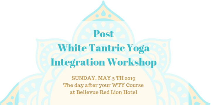 Post White Tantric Yoga Workshop