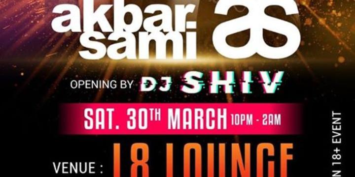 B Town Night with DJ Akbar Sami