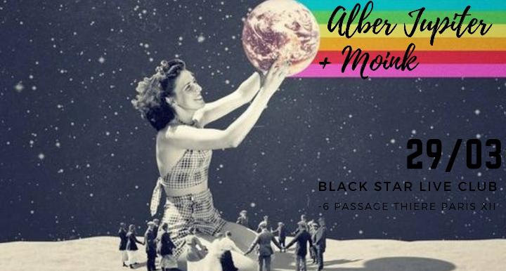 ★ MOINK / Alber Jupiter ★