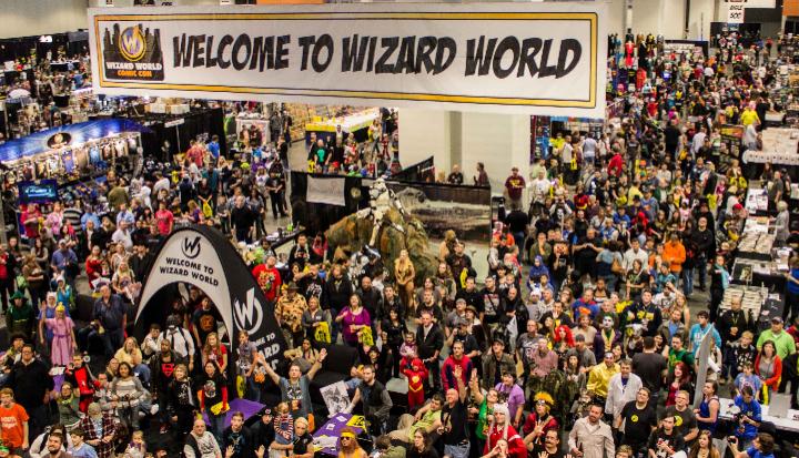 2019 Wizard World Cleveland