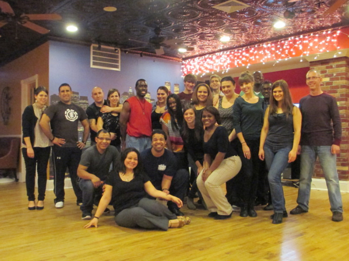 FREE Salsa Classes NYC