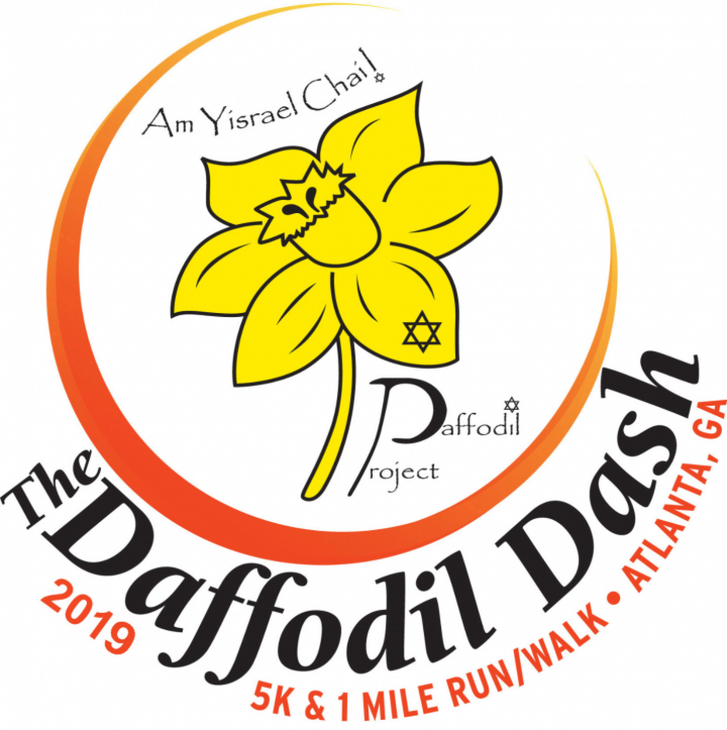 The Daffodil Dash 2019
