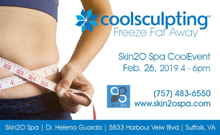 CoolEvent Skin2O Spa