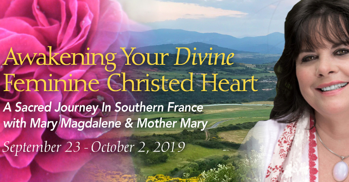 Sisterhood of the Rose Retreat To France