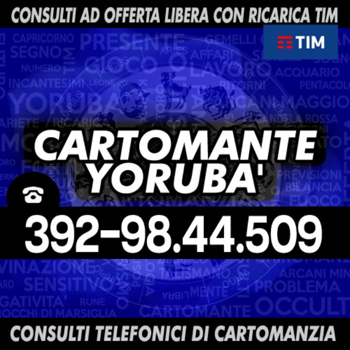 ❣❤♥♡❥❦❧ CARTOMANTE YORUBA' ❧❦❥❣♥♡❤❣