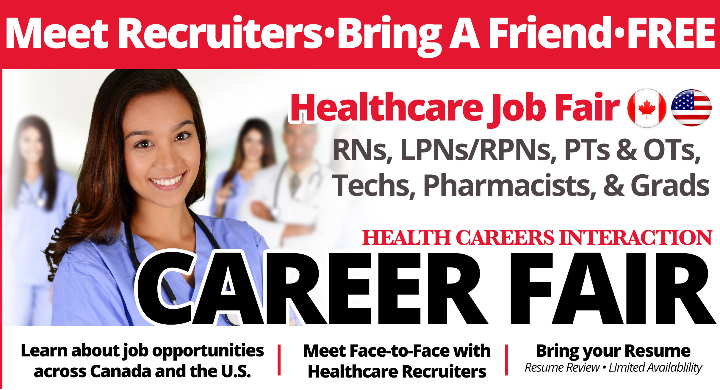 Healthcare Career Fair Ottawa