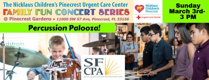 Percussion Palooza!