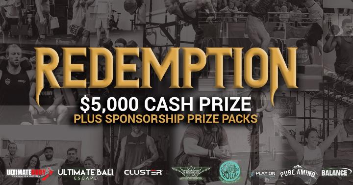 Redemption 2019 - Team Event