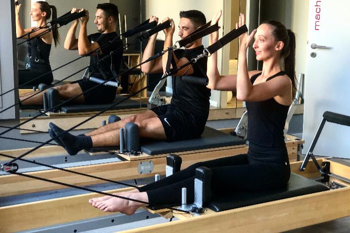 Workshop 24.03.2019 - Pilates Matte und Gerät