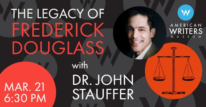 John Stauffer on the Legacy of Frederick Douglass