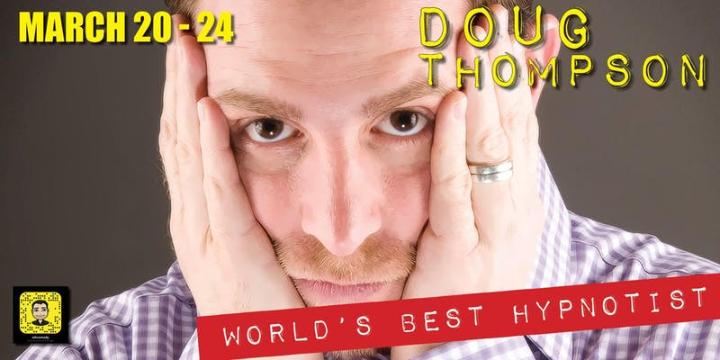 Doug T The Hypnotist Live At Off The Hook Com