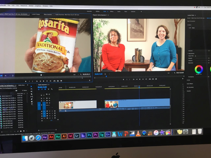 Editing with Adobe Premiere