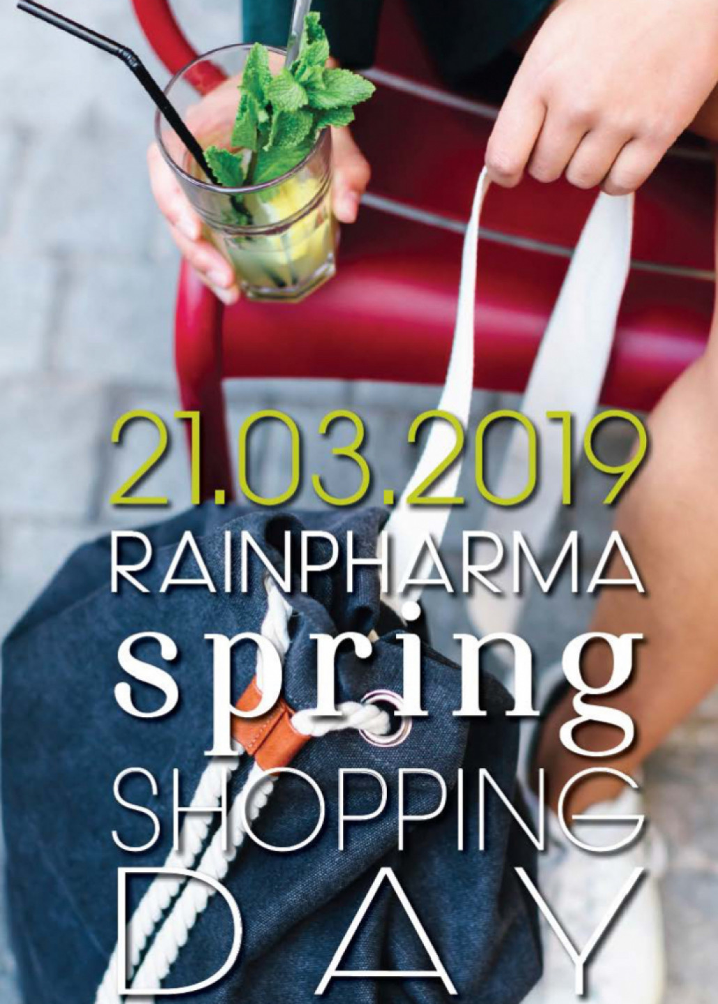 RainPharma Lente Shopping Event