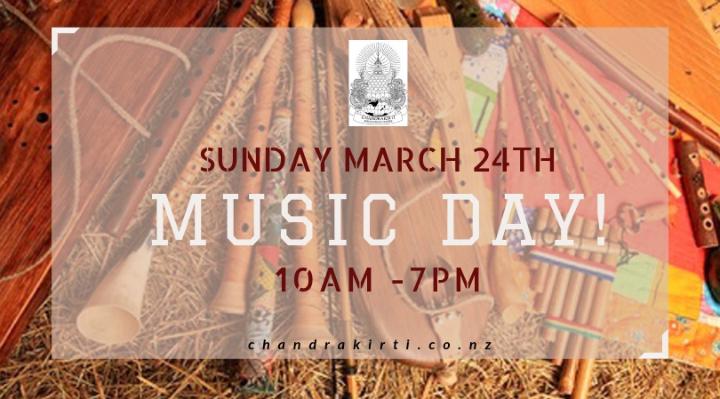 MUSIC DAY!