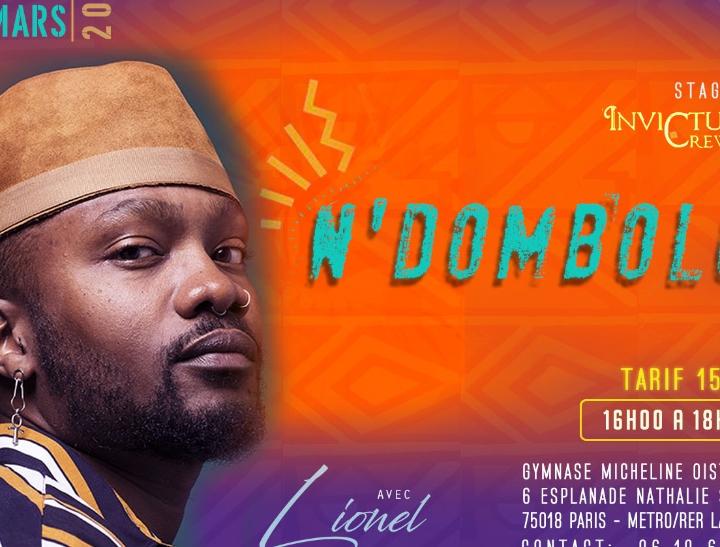Stage de Ndombolo par Lionel Vero @Invictus Crew