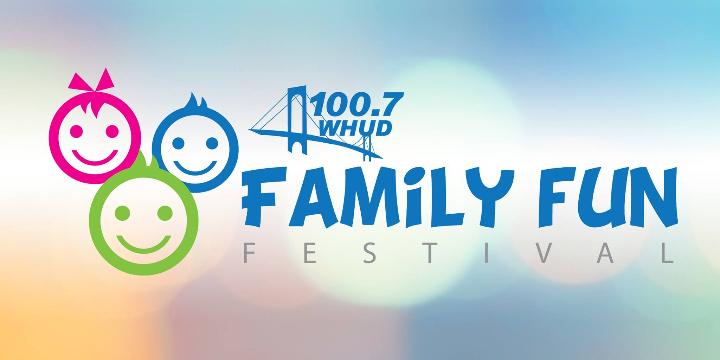 100.7 WHUD's 1st Annual Family Fun Festival