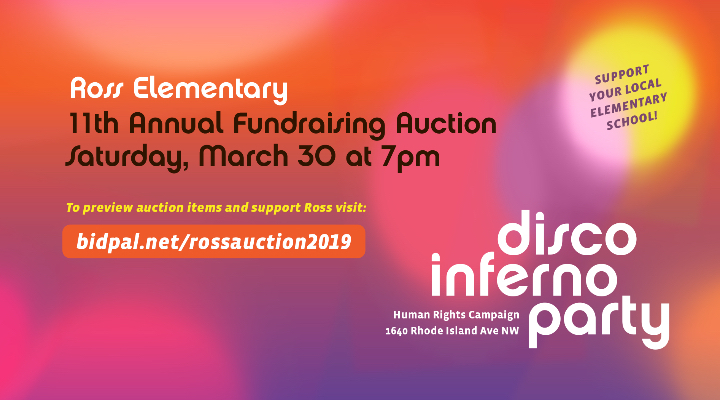 11th Annual Ross Elementary School Auction