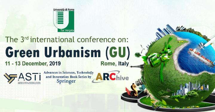 Green Urbanism (GU) – 3rd Edition