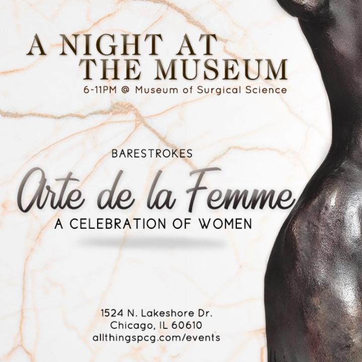 Barestrokes: Arte De La Femme