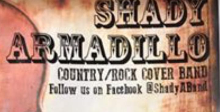 Shady Armadillo returns to 140 Pub N Club