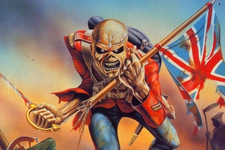 Iron Maiden at Centre Bell, Montreal, QC