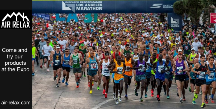 2019 Los Angeles Marathon Health & Fitness E