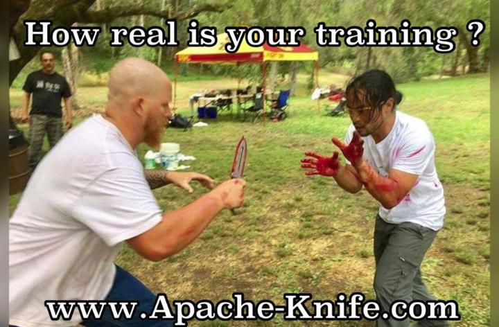 Apache Knife Seminar