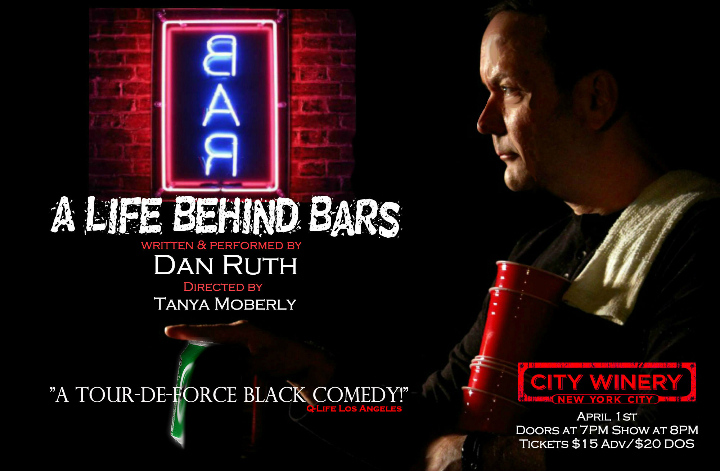 Dan Ruth's A Life Behind Bars - Tales of a Lo