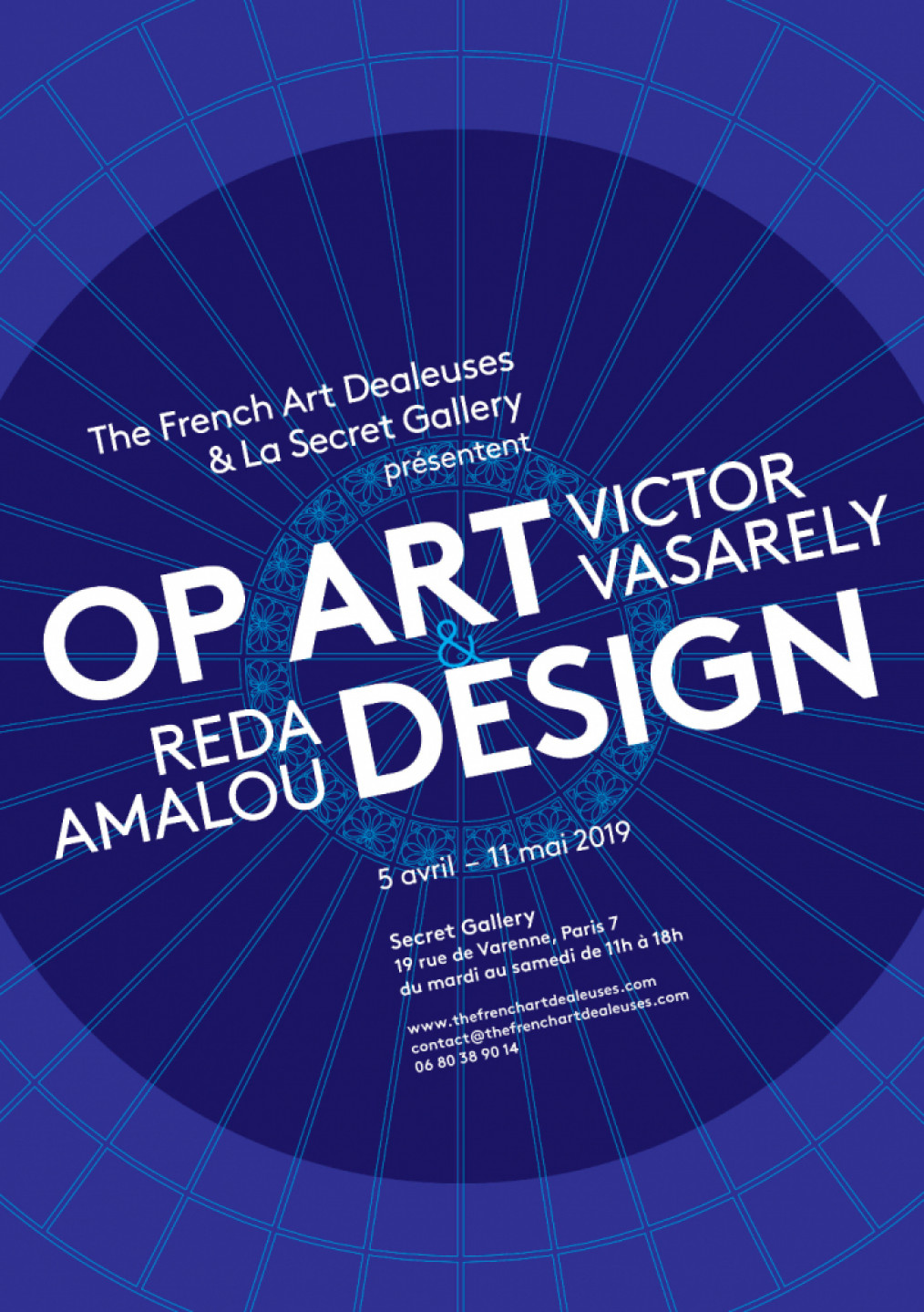 OP ART & DESIGN - Exposition