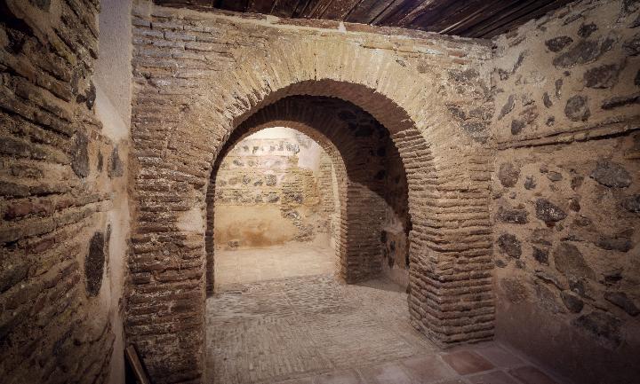 Ruta Toledo Subterr´áneo: 7 subterráneos