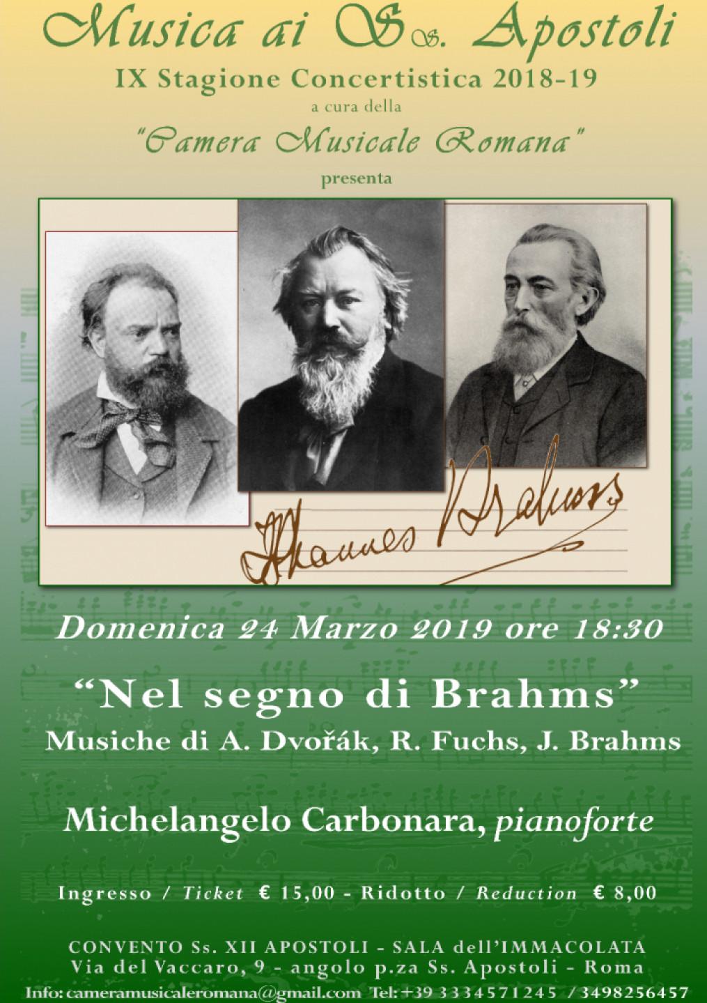Nel segno di Brahms