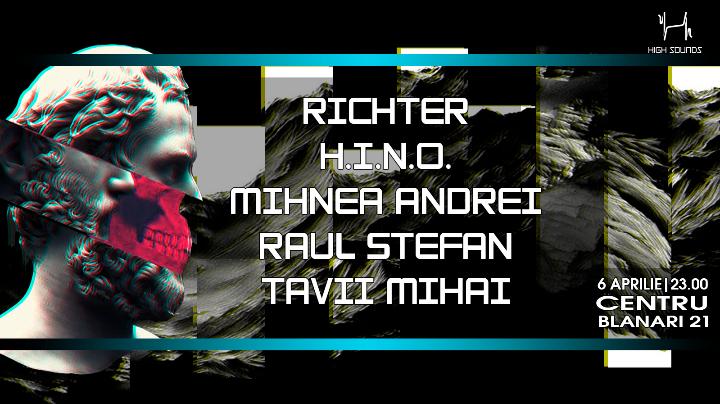 HS into Centru w/ Richter ✰ Mihnea A ✰ Hino ✰ Raul S ✰ Tavii M