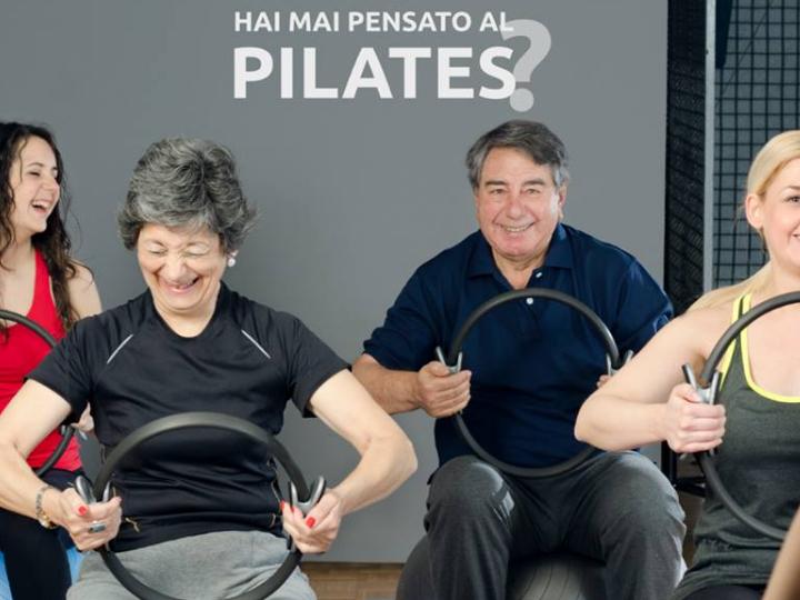 Corso di Pilates per tutte le età