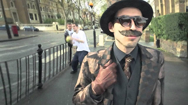 Jam Baxter - Touching Scenes | Exklusive Rele